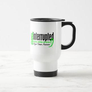 Girl Interrupted 1 Lyme Disease Travel Mug