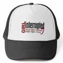 Girl Interrupted 1 Multiple Myeloma Trucker Hat