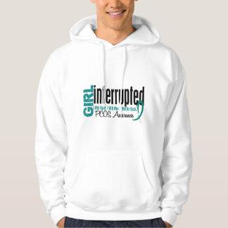 Girl Interrupted 1 PCOS Hooded Sweatshirt