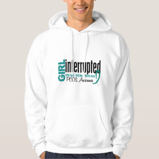 Girl Interrupted 1 PCOS Hoodie
