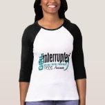 Girl Interrupted 1 PCOS T-shirt