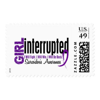 Girl Interrupted 1 Sarcoidosis Stamp