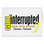 Girl Interrupted 1 Sarcoma Cards