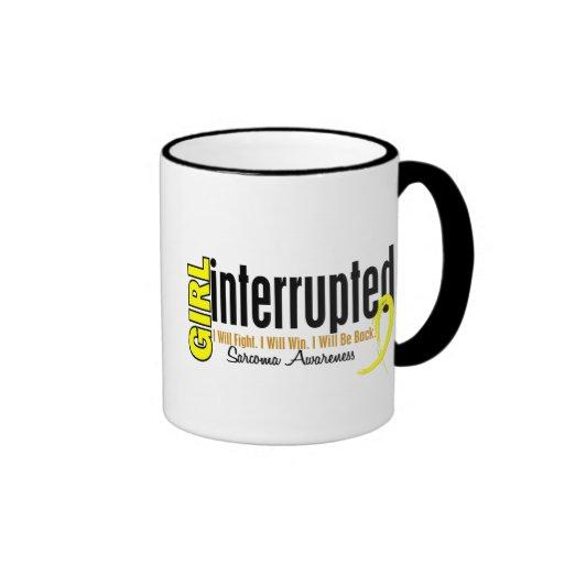 Girl Interrupted 1 Sarcoma Coffee Mug