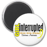 Girl Interrupted 1 Sarcoma Magnets