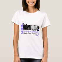 Girl Interrupted 1 Stomach Cancer T-Shirt