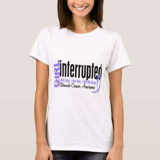 Girl Interrupted 1 Stomach Cancer T-Shirt