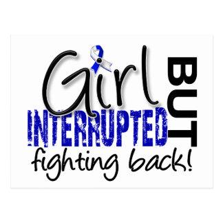 Girl Interrupted 2 ALS Postcard