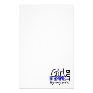 Girl Interrupted 2 ALS Stationery Paper