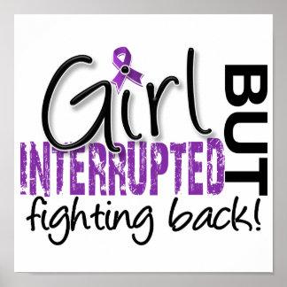 Girl Interrupted 2 Alzheimer's Disease Poster