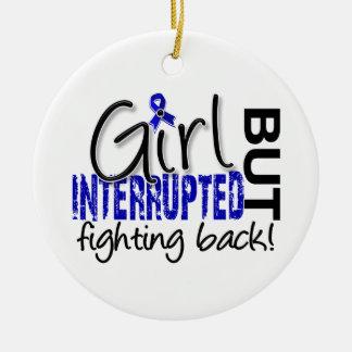 Girl Interrupted 2 Ankylosing Spondylitis Ornaments