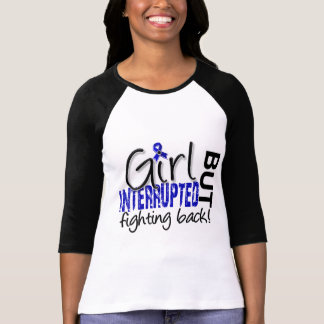 Girl Interrupted 2 Ankylosing Spondylitis Tee Shirt