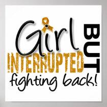 Girl Interrupted 2 Appendix Cancer Poster