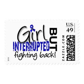 Girl Interrupted 2 Arthritis Stamps