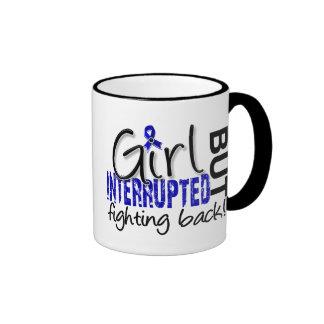 Girl Interrupted 2 Arthritis Ringer Mug
