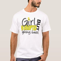 Girl Interrupted 2 Bladder Cancer T-Shirt