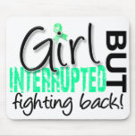 Girl Interrupted 2 Celiac Disease Mouse Pad