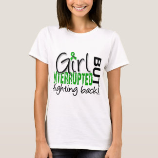 Girl Interrupted 2 Cerebral Palsy T-Shirt