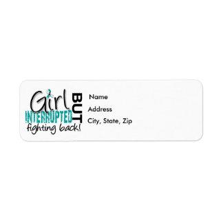 Girl Interrupted 2 Cervical Cancer Label
