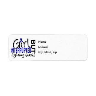 Girl Interrupted 2 CFS Label