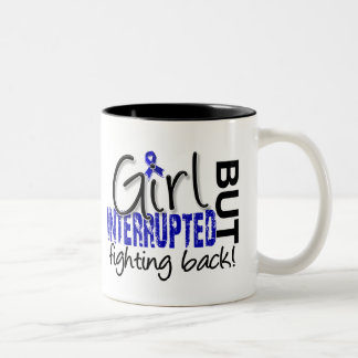 Girl Interrupted 2 CFS Two-Tone Coffee Mug