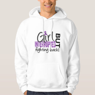 Girl Interrupted 2 Chiari Malformation Hooded Pullovers