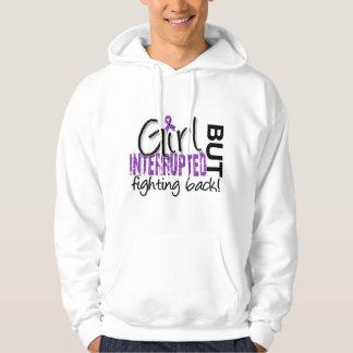 Girl Interrupted 2 Chiari Malformation Hoodie