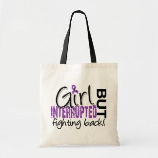 Girl Interrupted 2 Chiari Malformation Tote Bag