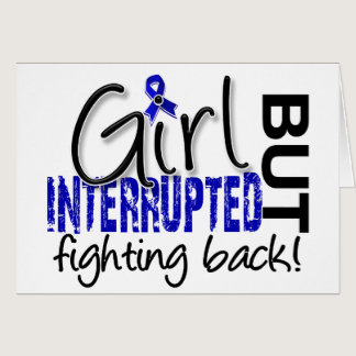 Girl Interrupted 2 Colon Cancer Card
