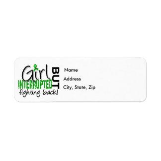 Girl Interrupted 2 Depression Custom Return Address Labels