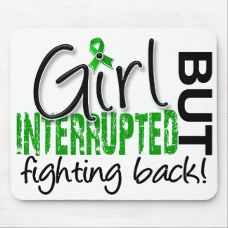 Girl Interrupted 2 Depression Mousepad