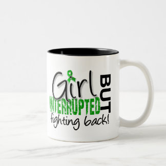 Girl Interrupted 2 Depression Coffee Mug