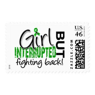 Girl Interrupted 2 Depression Postage Stamps