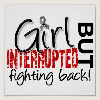 Girl Interrupted 2 Diabetes Poster