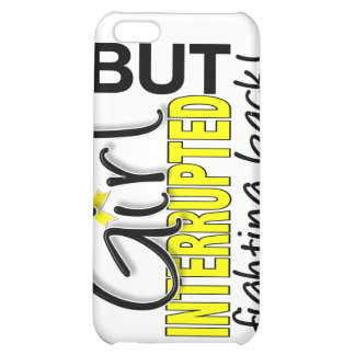 Girl Interrupted 2 Endometriosis iPhone 5C Covers