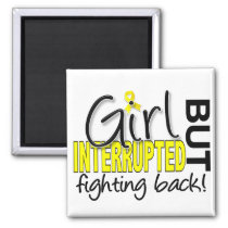 Girl Interrupted 2 Endometriosis Magnet