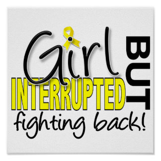Girl Interrupted 2 Endometriosis Poster