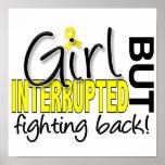 Girl Interrupted 2 Endometriosis Print