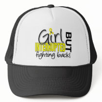 Girl Interrupted 2 Endometriosis Trucker Hat