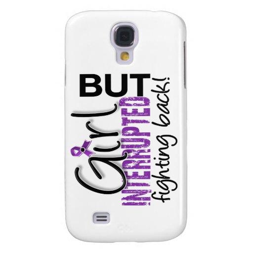 Girl Interrupted 2 Fibromyalgia Galaxy S4 Case