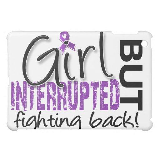 Girl Interrupted 2 Fibromyalgia iPad Mini Cases