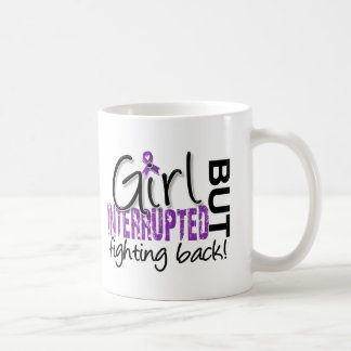 Girl Interrupted 2 Fibromyalgia Classic White Coffee Mug