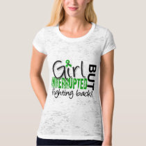 Girl Interrupted 2 Kidney Disease T-Shirt