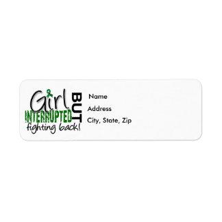 Girl Interrupted 2 Liver Cancer Label