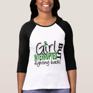 Girl Interrupted 2 Liver Cancer T-Shirt