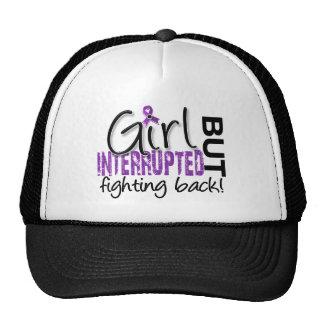 Girl Interrupted 2 Lupus Trucker Hat