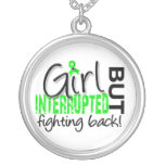 Girl Interrupted 2 Lyme Disease Custom Necklace