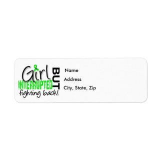 Girl Interrupted 2 Lyme Disease Label