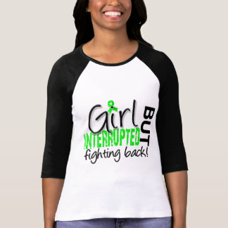Girl Interrupted 2 Lyme Disease T-Shirt