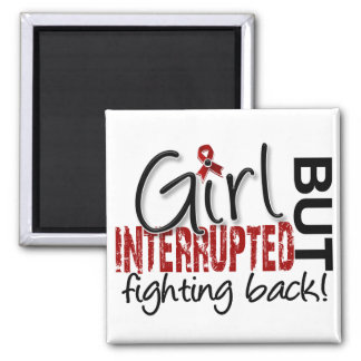 Girl Interrupted 2 Multiple Myeloma Magnet